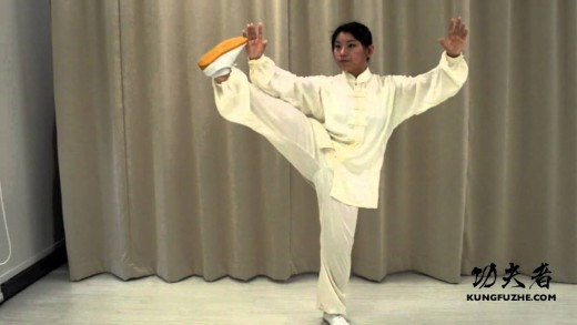 Episode 6: 8 Movements Tai Chi (八式太极)
