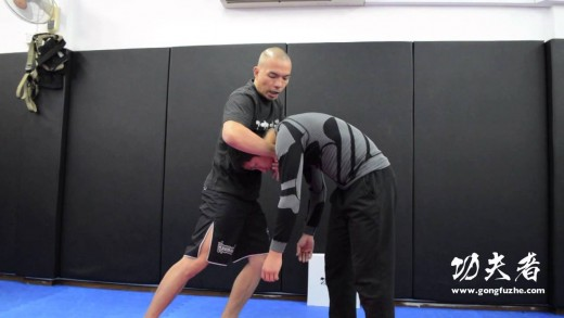 Episode 5: Grappling Techniques (擒拿技巧)